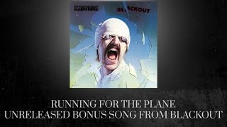 Scorpions - Running For The Plane (Unreleased Demo Song)