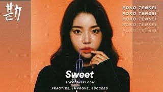 Sik-k x Crush Type Beat 2019 FREE 'Sweet' Trendy Instrumental 타입 비트