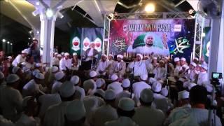 Penutup:maula ya salli wa sallim/salatullah salamullah/ya rabbama/YaHaNaNa [DOA](Via IPad2)