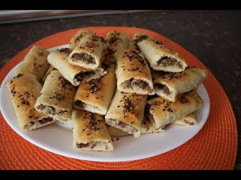 Bourek turque(بورك تركي يشهي مع مطبخ قمر)Matbakh kamar