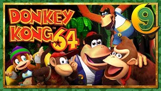 Let's Play Donkey Kong 64 - Tomb Raiding - 9