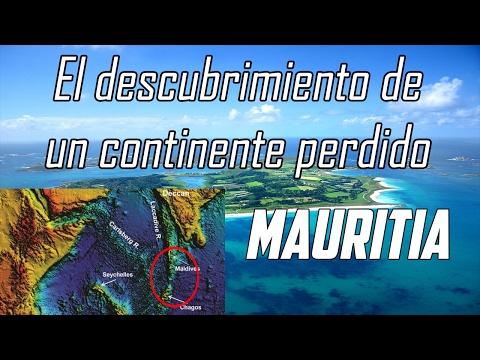 El descubrimiento de un continente perdido MAURITIA