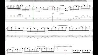 technical difficulties (Racer X)  guitar tab