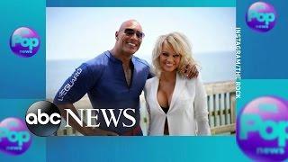 Pamela Anderson Joins 'Baywatch' Movie