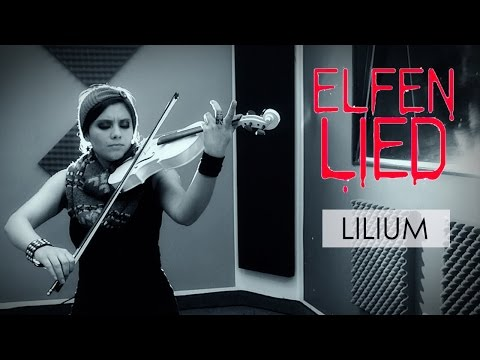 ELFEN LIED (Lilium) ❤ VIOLIN ANIME COVER!
