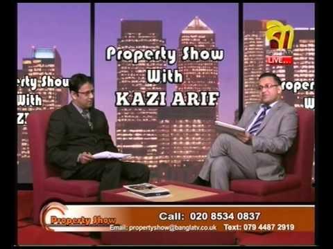 Property Show with Kazi Arif - 29th January 2015