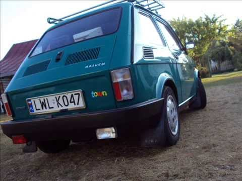 126p zielona igie ka p youtube for Garage fiat 94