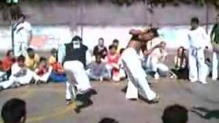 Oficina de Capoeira Porto Alegre 11/08/2007