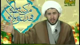 جنگ احد،ماجراری فرار صحابه و ذوالفقار_شبکه اهل بیت شیخ اللهیاری