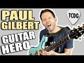 PAUL GILBERT: Como Pasar De Principiante A Guitar Hero 2017