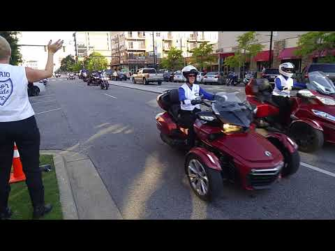 Motor Maid 2018 Parade