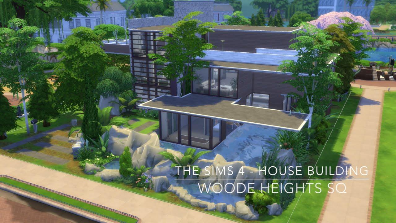 Urban treehouse sims 4 houses - Urban Treehouse Sims 4 Houses 17
