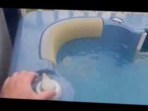 Hot Tub Plumbing Leak Repair