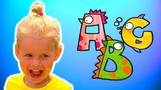 ABC Alphabet Song for Children   ABC Nursery Rhymes I ABC Alphabet Song para niños