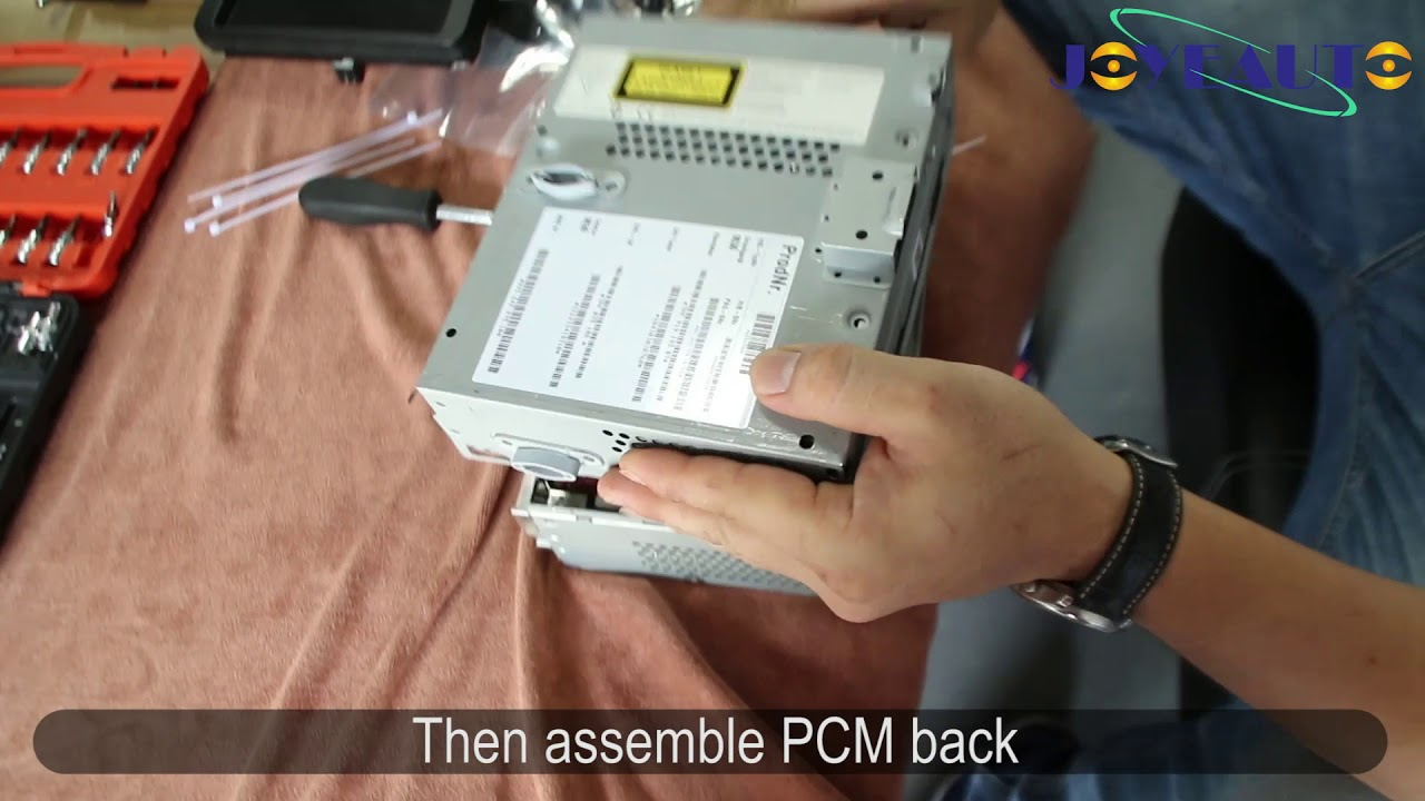 JoyeAuto Wireless Apple CarPlay Retrofit for Porsche 911 PCM3 1 HU
