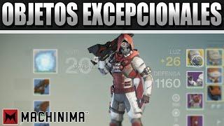 COMO CONSEGUIR OBJETOS EXCEPCIONALES O EXÓTICOS (ARMAS, ARMADURAS, ETC.) EN DESTINY