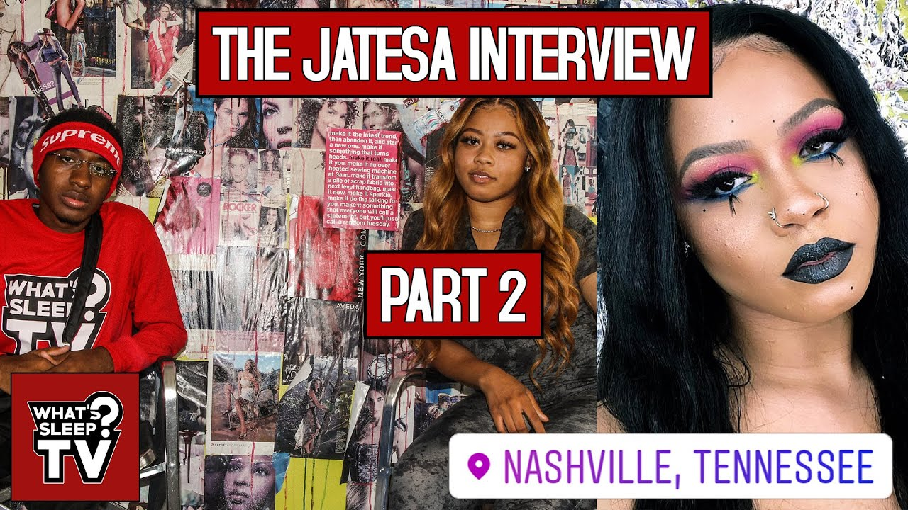 JaTesa On Upcoming Content For Her YouTube Channel, Why She Wouldn't Give Lessons, OnlyFans & More