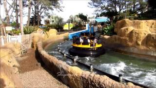 Sea World SanDiego 2014 Part 1 - Attractions HD