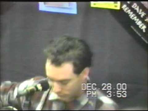 Dave Matthews - Record Store (12-28-1993)