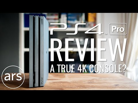 PS4 Pro Review: A True 4K Console? | Ars Technica