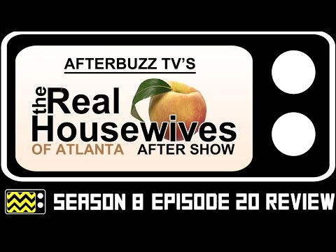 Real Housewives of Atlanta Season 8 Episode 20 Review & After Show | AfterBuzz TV