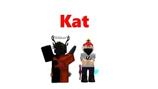(ROBLOX) Kat! Gameplay! Roblox lustige Momente!