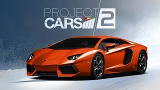 Project CARS 2 (PC) - Practice Gameplay Ft. Lamborghini Aventador (4K Ultra 60fps)
