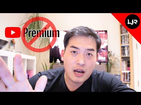 The Dark Side Of YouTube Premium