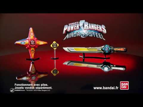 Power Rangers Ninja Steel - Morpher + Epee