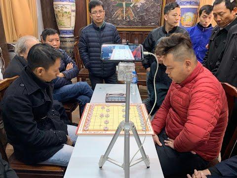 Văn Miếu xuân Canh Tý 2020 | Tứ Kết | Nguyễn Trường Sơn vs Đặng Tiến Đạt | Ván 2 - Ván 1 Đạt thua |