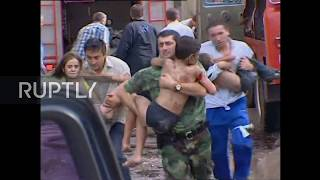 Russia: Beslan Marks 15th Anniversary Of Deadly School Siege *ARCHIVE*