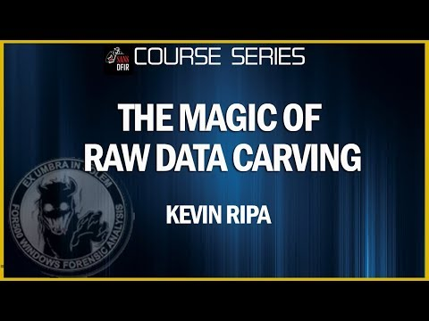 The Magic of Raw Data Carving