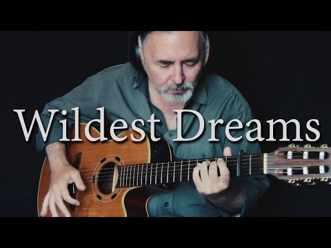 Taylor Swift - Wildest Dreams -  Igor Presnyakov - acoustic fingerstyle guitar cover