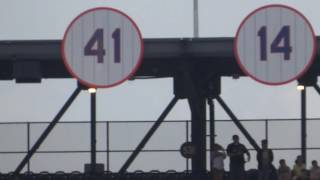 Mike Piazza Mets number retirement