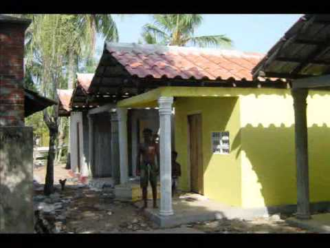 Emergency Architects - Sri Lanka - Post 2004 Tsunami Projects