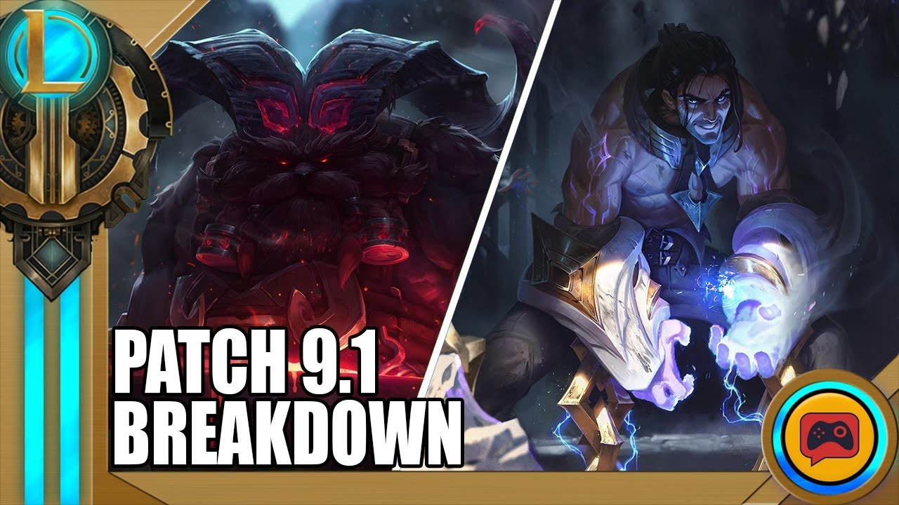 LoL News | Riot Employee Explains Sylas Ult, Giant Sylas and Breaking Down  Patch 9 1