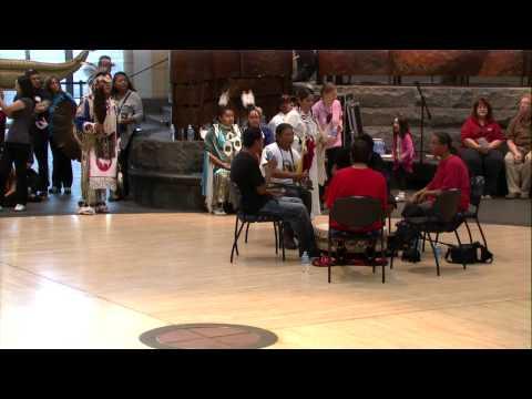 Lakota Pine Ridge Reservation Drum and Dance Performance