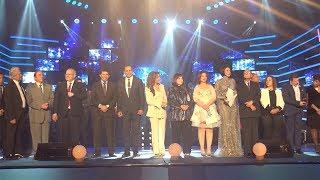 حفل تسليم جوائز الفائزين في مسابقة مهرجان إبداع 7