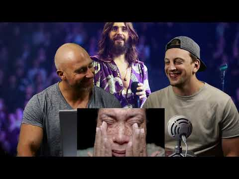 30 Seconds To Mars - Rescue Me METALHEAD REACTION!!