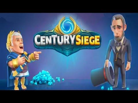 Century Siege Android Gameplay (Beta Test)