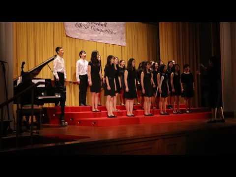 Lee Shau Kee Hall Interhall Choir Competition 2017 Song 1
