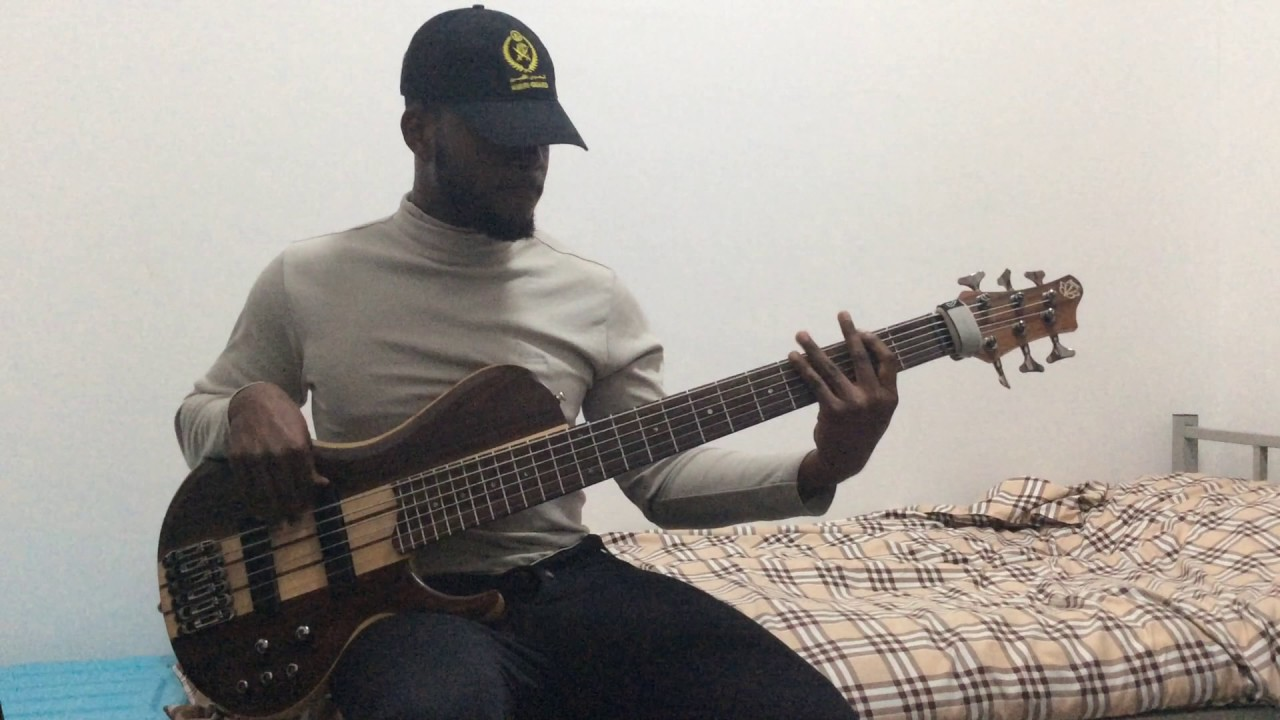 Download JOYOUS CELEBRATION OPENING MEDLEY BASS COVER
