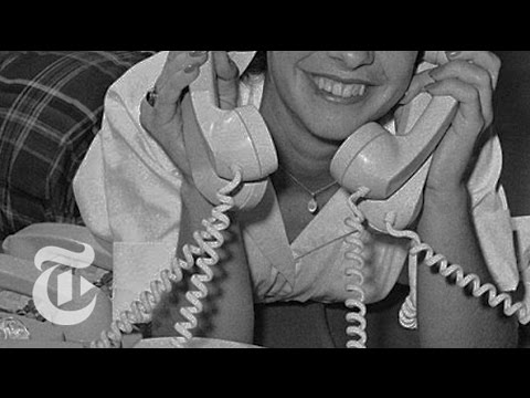 The All-Japan Phone-Answering Competition | The New York Times