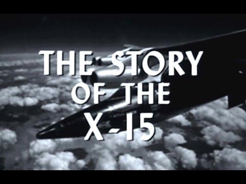 North American X-15 Promo Film - 1962