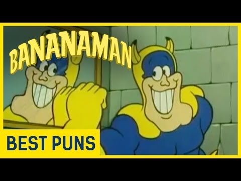 Bananaman   Best Ever Puns