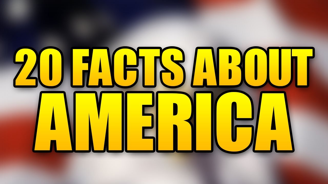 20 interesting facts about america your monday cure for Good facts about america