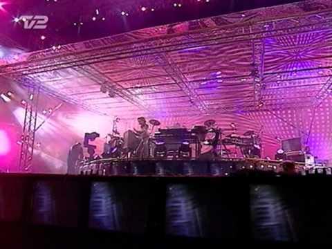 07-07-2002 Jean Michel Jarre - Aero - LIVE fra TV2 - part 2