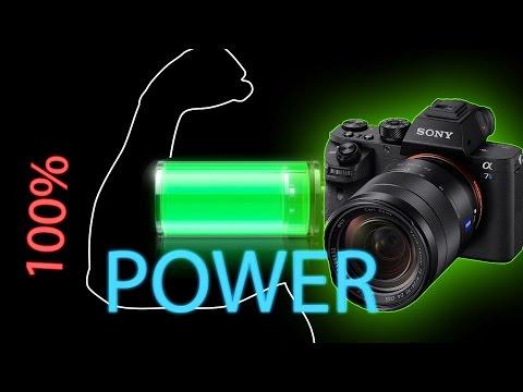 💪🔌📽Внешнее питание камеры External DSLR Power Supply или Как снимать 10 часов за 30$
