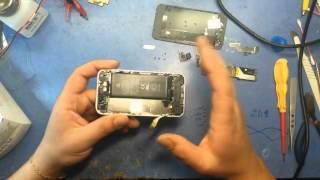 видео IPHONE 4S ВОССТАНОВЛЕНИЕ КНОПКИ БЛОКИРОВКИ ON/OFF