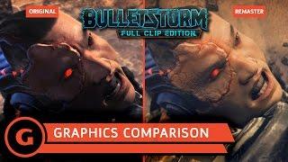 Bulletstorm: Full Clip Edition Graphics Comparison - Remaster VS Original